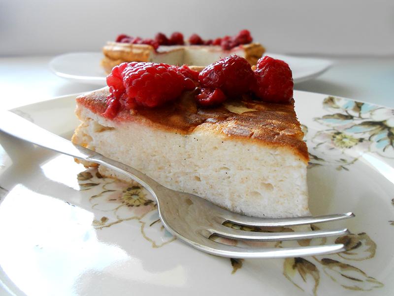 cukormentes görög joghurtos torta