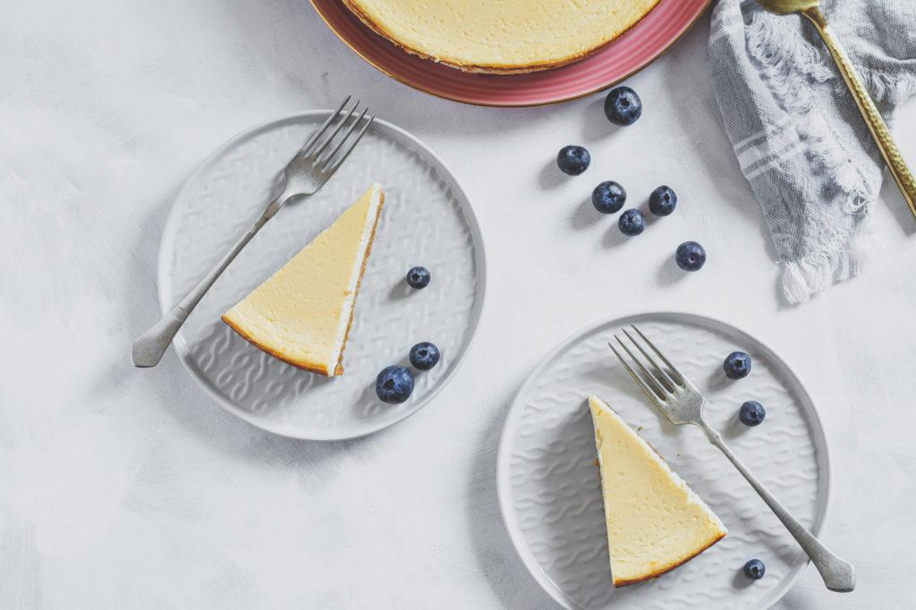 new york cheesecake cukormentesen