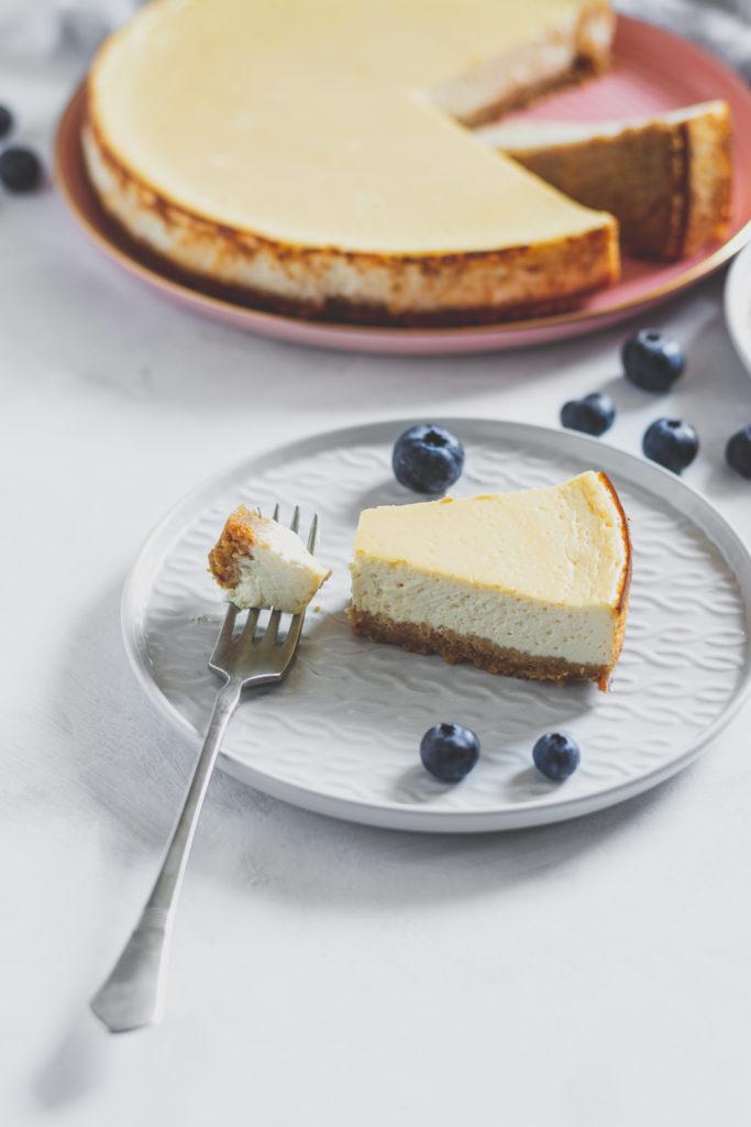cukormentes new york cheesecake teljes kiőrlésű
