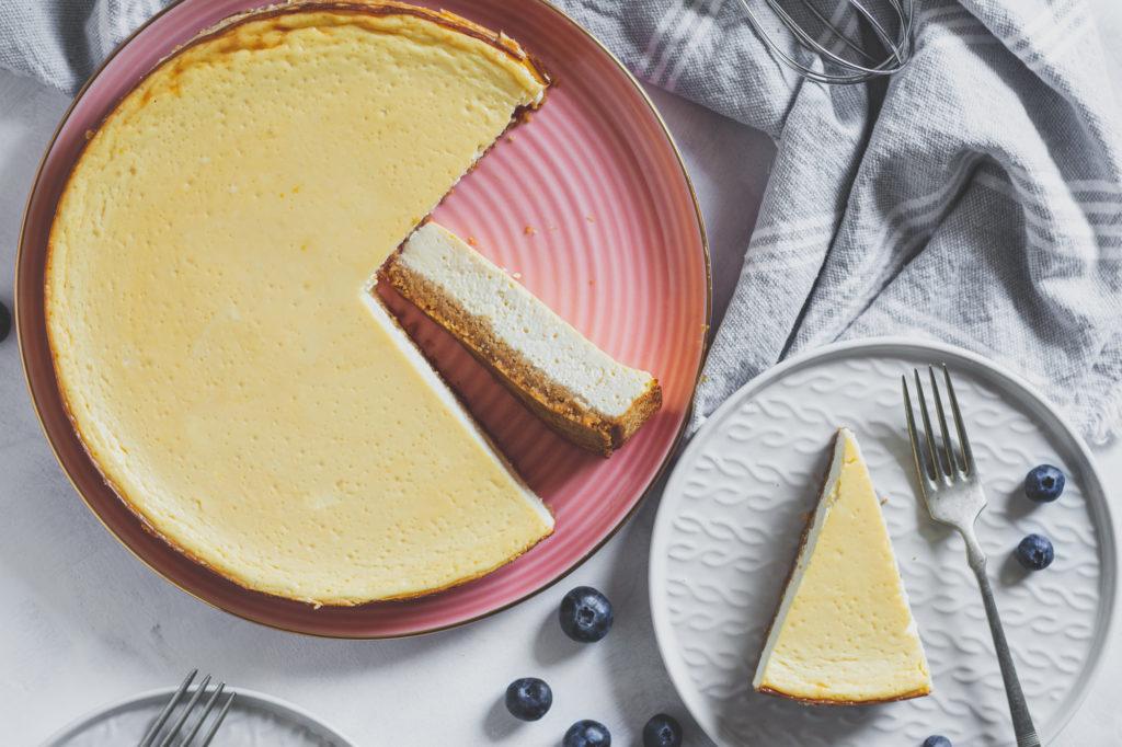 diétás new york cheesecake