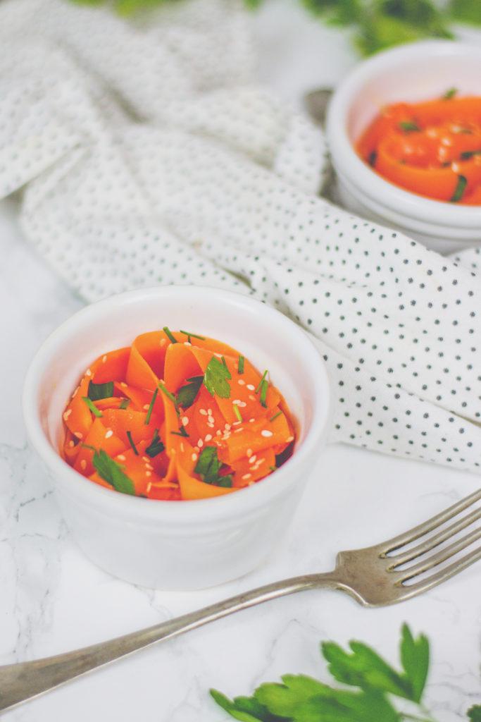 sárgarépa saláta