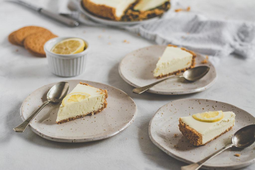 sütés nélküli sütemény