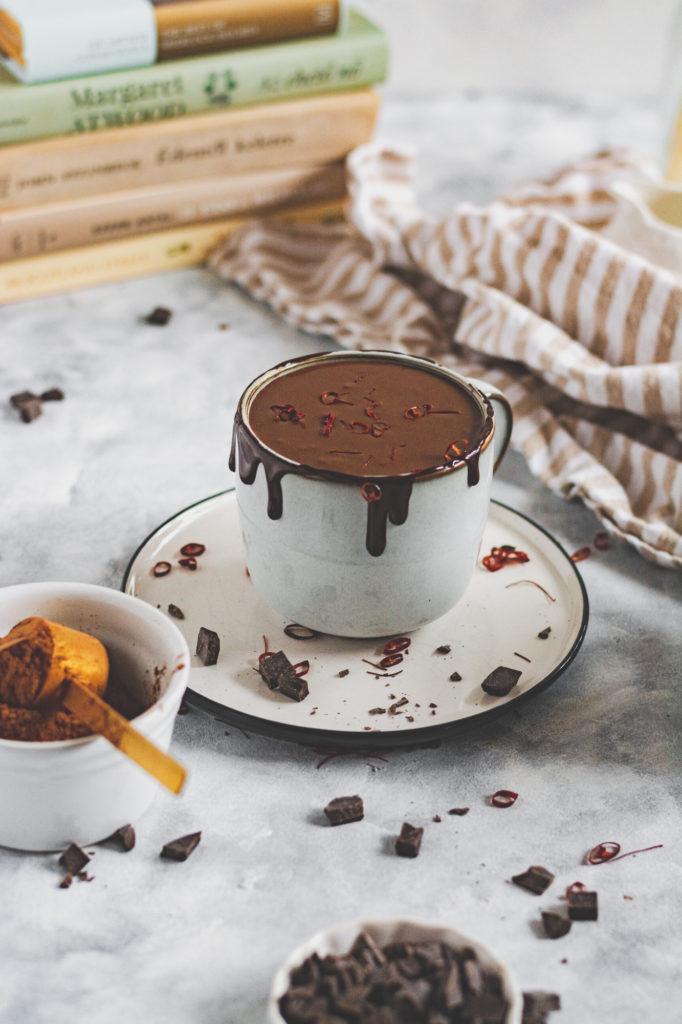 mindenmentes forró csoki