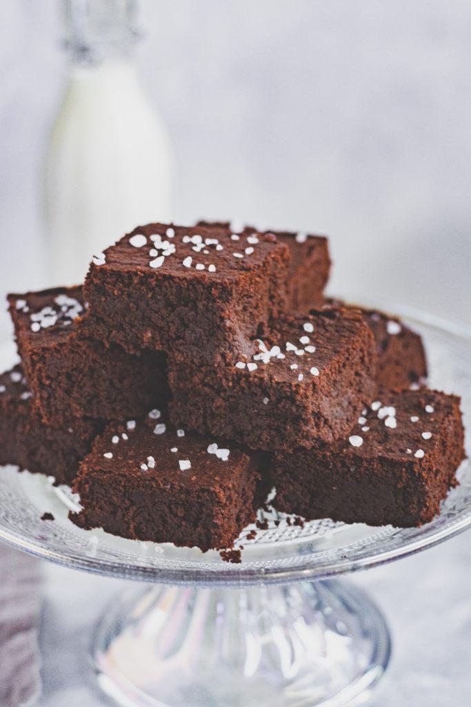 gluténmentes brownie