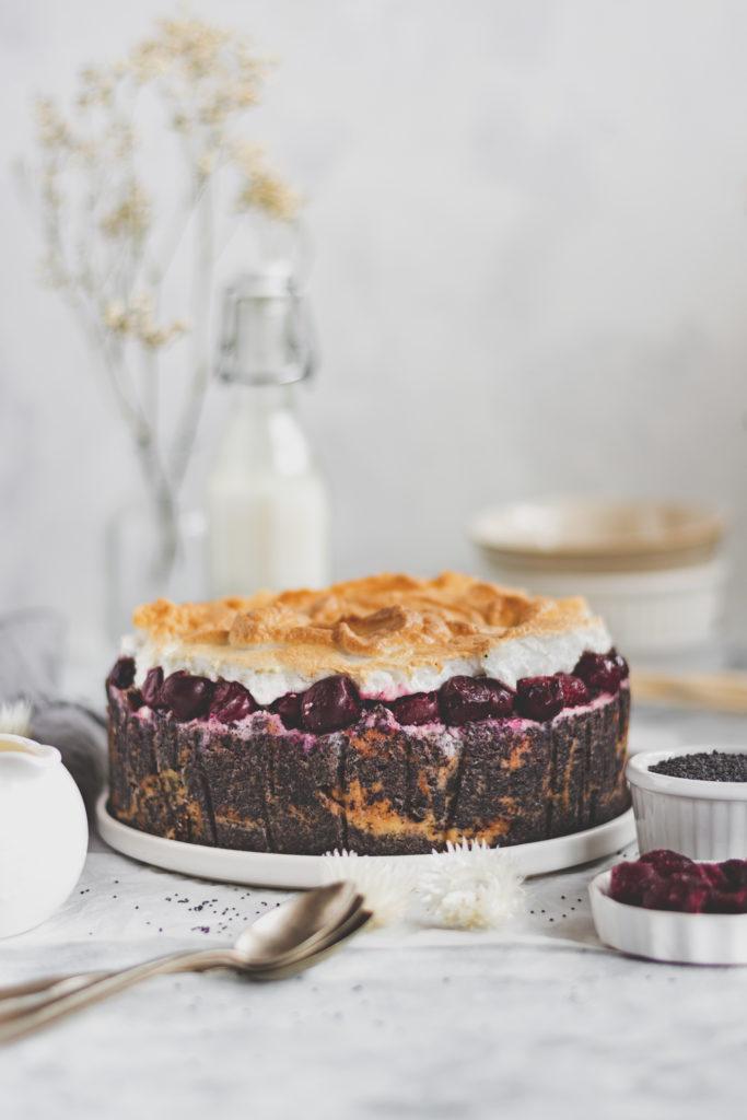 mákosguba-torta